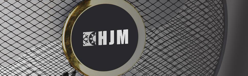 HJM CF-42 Ventilador techo, 50 W, Metal, 3 Velocidades, Gris ...