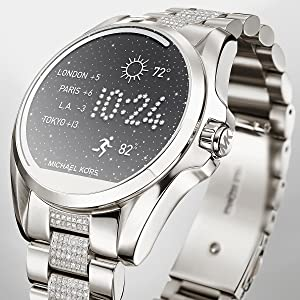 6595493abe811 Smartwatch, Touchscreen, Watch, Michael Kors, Fitness Tracker, Smart  Notifications, Fashion
