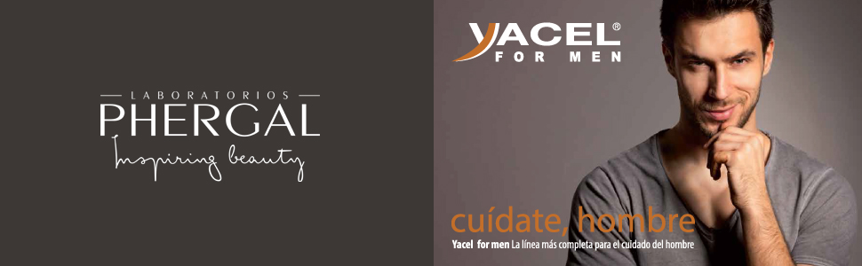 banner yacel for men