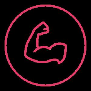 20g de proteína apoyan el crecimiento y el mantenimiento de la masa muscular.