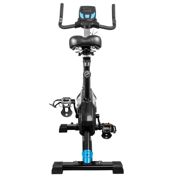 gorilla sports indoor cycling bike mit 13 kg schwungrad profi heimtrainer fahrrad f r zuhause. Black Bedroom Furniture Sets. Home Design Ideas