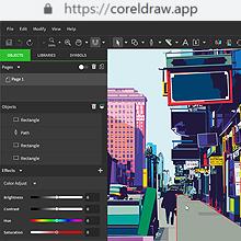 corel draw, coredraw, Corel; vector; illustration; graphic design; typography; layout; draw
