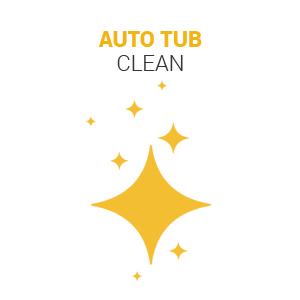 AUTO TUB CLEAN