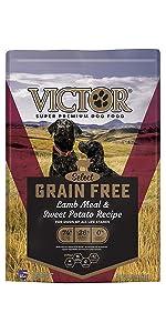 VICTOR Select Grain Free Lamb Meal