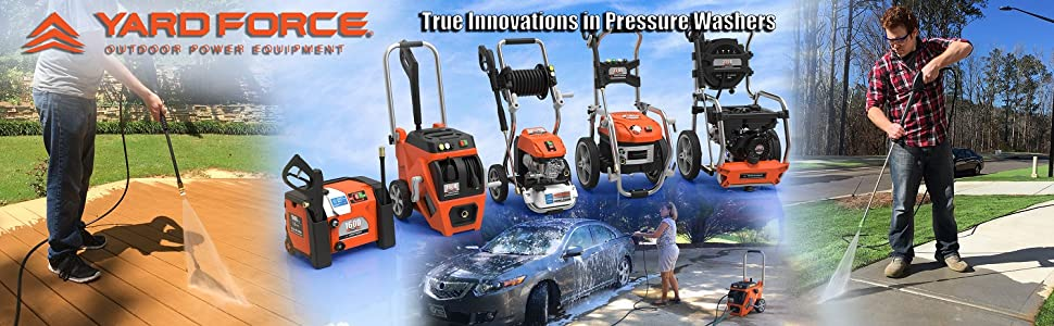 pressure washer;pressure washers;power washer;electric pressure washer;gas;powerful;compact;complete
