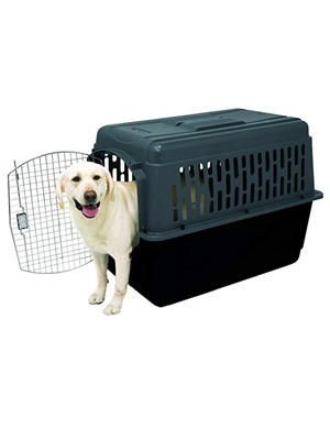 dog kennels with side door, intermediate size dog crate, 25 in dog crate, kennel portable,