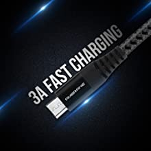 fast charging micro usb cable