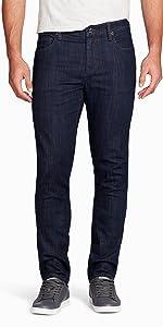 william rast men's hollywood slim leg denim jeans