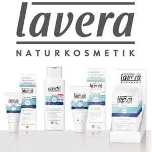 lavera Neutral Serie - Kosmetik für sehr empfindliche Haut.