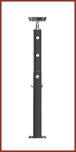 basement floor jacks adjustable ceiling jacks joist house supports support ceiling leveling beam