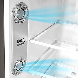 door cooling