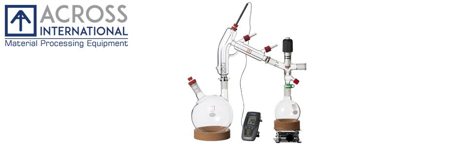 short path distillation 2L 2 liter spd fractional