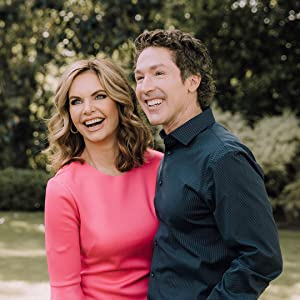 Joel and Victoria osteen, bestselling authors, empty out the negative, new book, get rid of negative