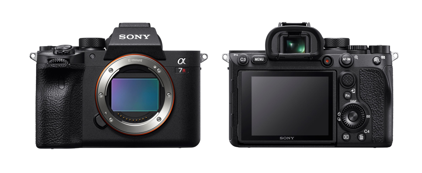 Amazon Com Sony α7r Iv Full Frame Mirrorless Interchangeable Lens Camera Ilce7rm4 B Camera Photo