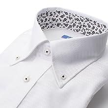 ワイシャツ 形態安定 Yシャツ 形状記憶 シャツ 長袖 おしゃれ 綿100%