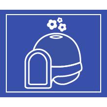 covered cat box, cat box filter, booda dome, booda clean step litter box, booda dome filter,