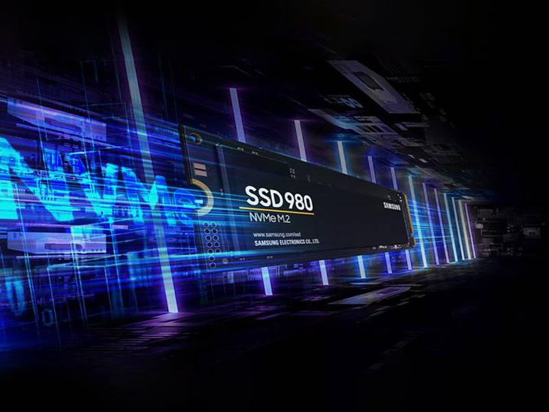 Samsung 980 SSD