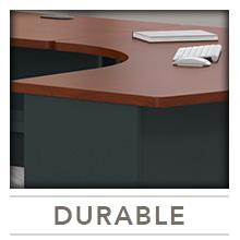 Bush Business Furniture, Bush Series A, Bush Furniture Series A, Bush Series A office furniture,Desk