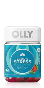 olly goodbye stress adult