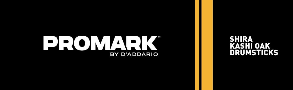 Promark Oak Drumsticks
