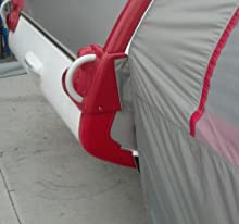 PahaQue Tab Trailer Side Tent for Nucamp - Little Guy - Dutchman Regular  Tab Trailers