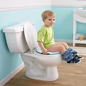 Amazon Com Fisher Price Perfect Fit Potty Ring Toilet