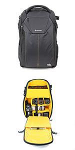 camera backpack, alta rise