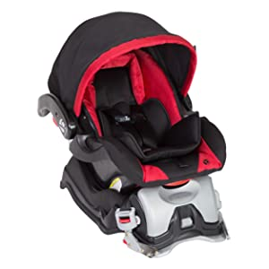 Accepts Baby Trend Infant Car Seats