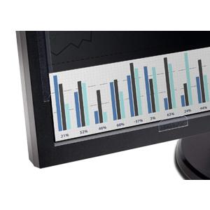 Filtro de privacidad para monitores panor/ámicos 21.5//54.6 cm Kensington FP215W negro 16:9