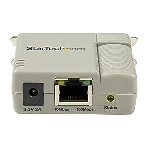 ethernet print server