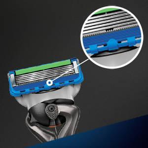Gillette Fusion Proglide - Hoja de afeitar para hombre, 8 unidades ...