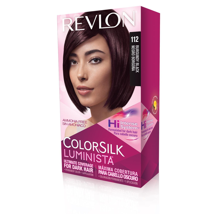 Amazon Revlon Colorsilk Luminista Haircolor Burgundy Black