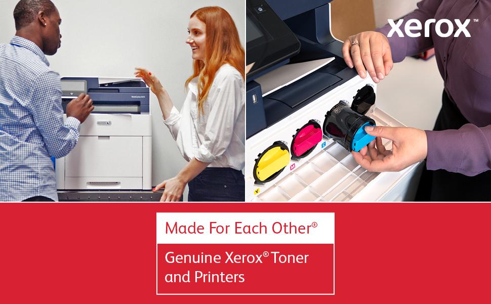 Xerox 106r04347 Verbrauchsmaterialien Für Laserdrucker 300 Seiten Schwarz Bürobedarf Schreibwaren