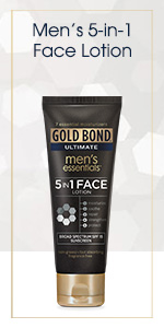 Face lotion for guys.