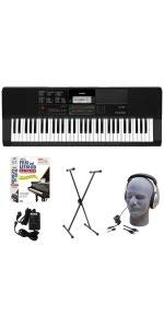 CT-X700 Premium Pack · CT-X700 Educational Pack · CT-X700 Quincy Jones Learn-to-Play Pack