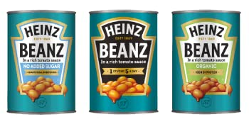 Heinz Beanz Range