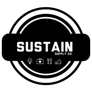 ssc sustain supply co logo