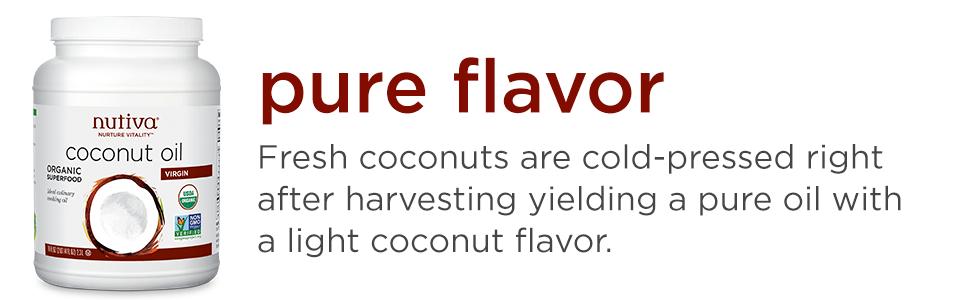 flavor coconut