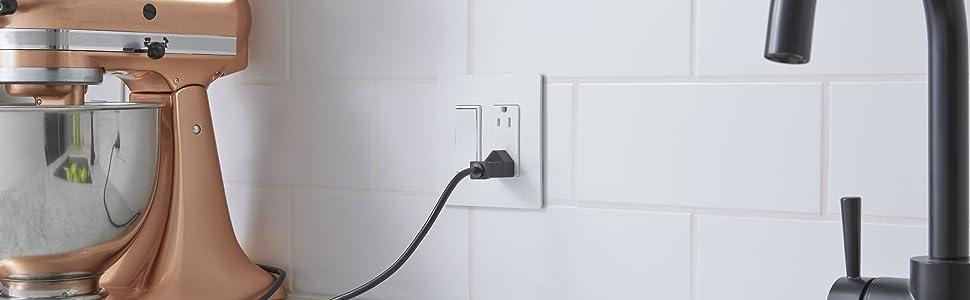 outlet tamper resistant decorator