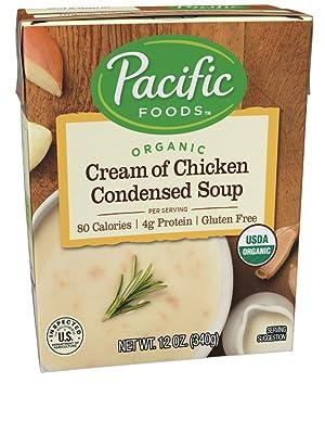 Organic Cream of Chicken Condensed Soup