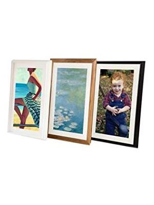Amazon.com : Meural Canvas - Smart Digital Frame   Leonora