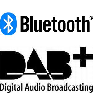 Bluetooth DAB