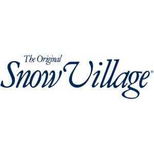 The Original Snow Village Logo