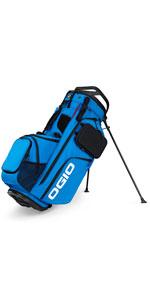 Amazoncom Ogio Shadow Fuse 304 Golf Stand Bag Black Sports