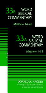 Matthew (2 Volume Set)
