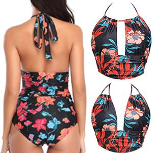 bfaabac0ba B2prity Women s One Piece Swimsuits Tummy Control Swimwear Slimming ...