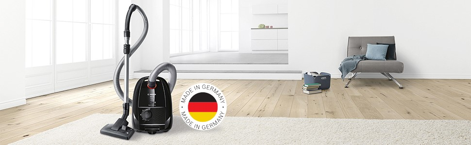 Powerful cleaning, in a super-light and compact design