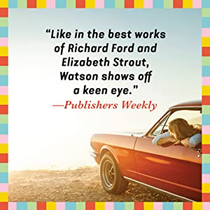 larry watson, the lives of edie pritchard, publishers weekly