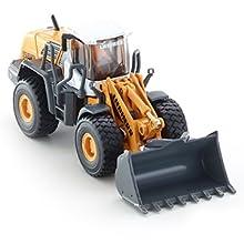 SIKU 3535, Volvo Hydraulikbagger, 1:50, Metall/Kunststoff