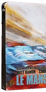 Le Mans '66 [Blu-ray]: Amazon.es: Matt Damon, Christian